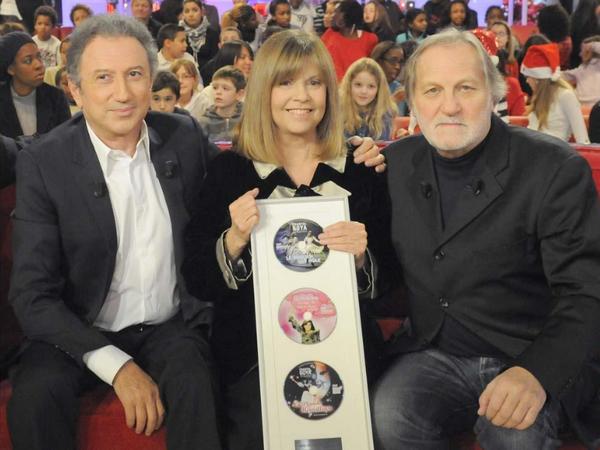 Chantal Goya - émission Vivement Dimanche - Décembre 2009