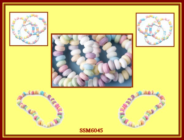 "Bonbons "" Colliers """