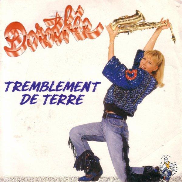 Dorothée - Le Tremblement de Terre - 45T - 1989