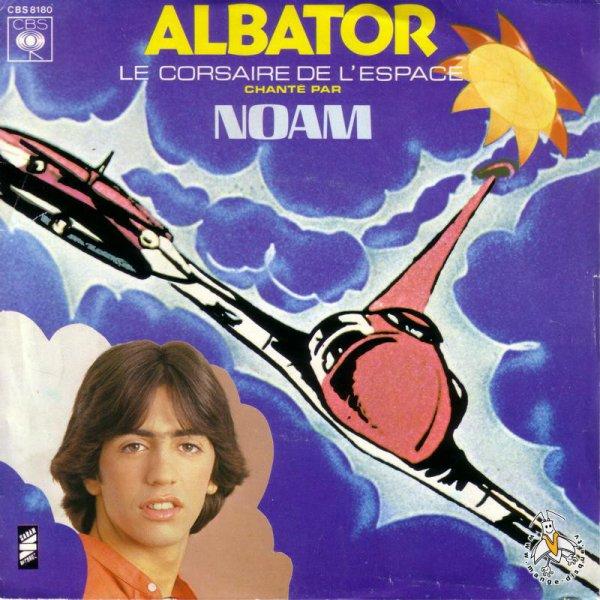 Albator - Générique - 45T - 1980
