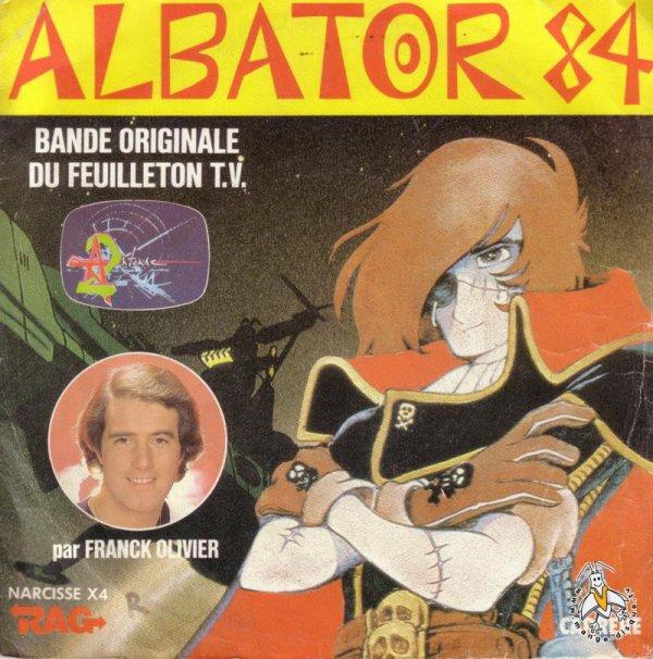 Albator 84 - Générique - 45T - 1983