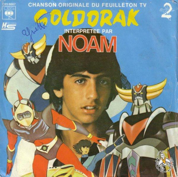 Goldorak - Générique Noam - 45T - 1978