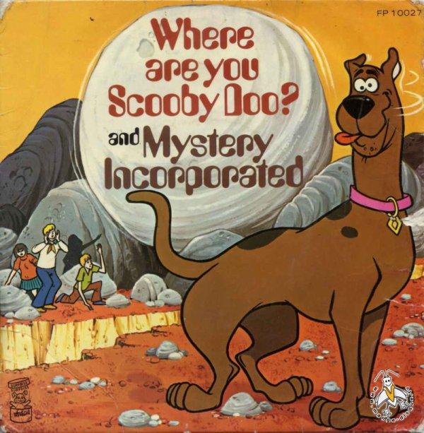 Scooby Doo - Générique - 45T - 1973