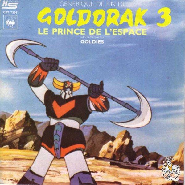 Goldorak - Le Prince de l'espace - 45T - 1979