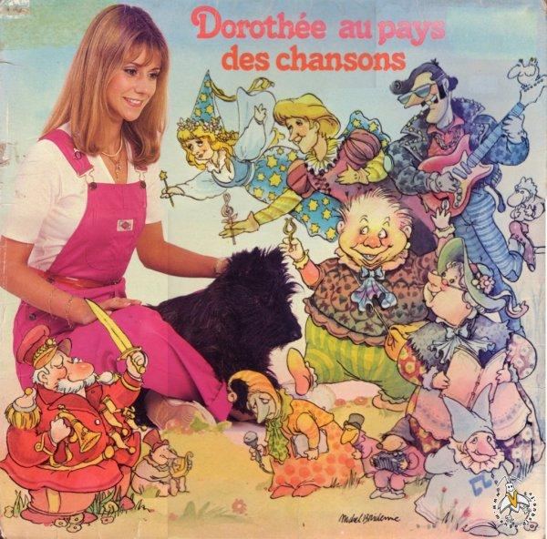 Dorothée - Au Pays des Chansons - 33T - 1980