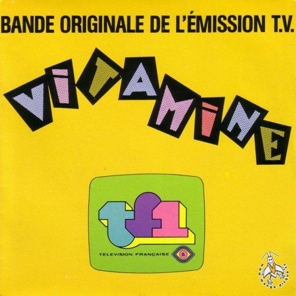 Vitamine - Générique - 45T - 1983