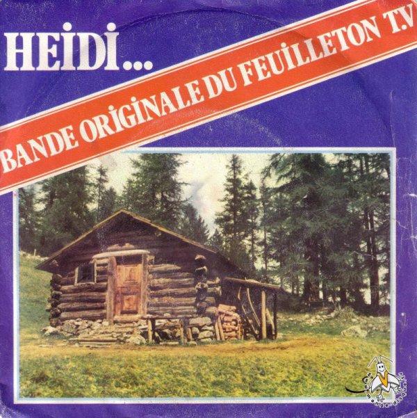 Heidi - Générique - 45T - 1978