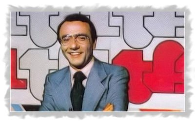 Yves Mourousi - 1942 - 1998