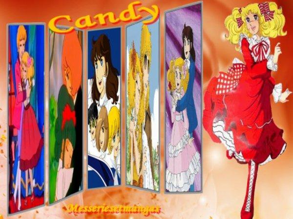Candy - Création et Cadeau de Messeriesetmangas