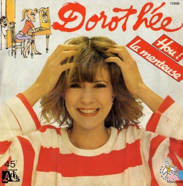 Dorothée - Hou La Menteuse  - 45T - 1982