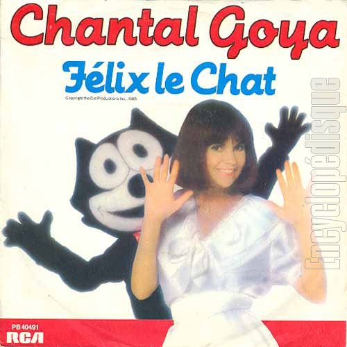 Chantal Goya - Felix Le Chat (20.11.85)