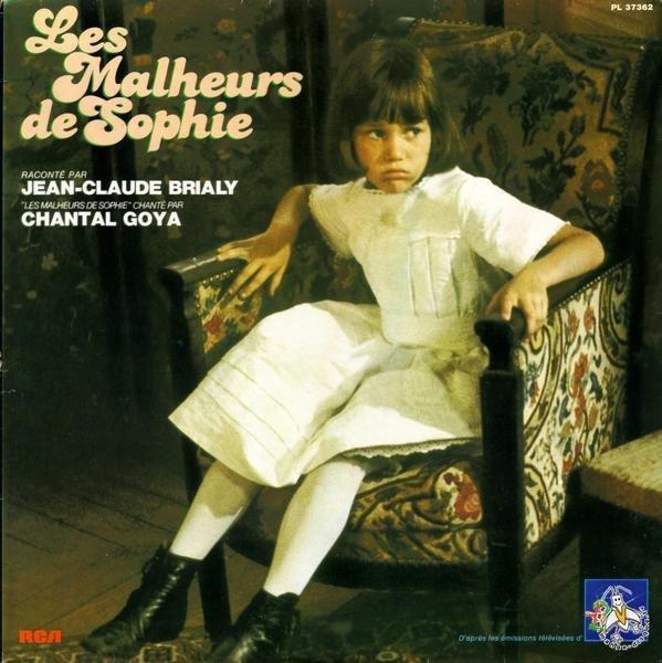 Chantal Goya - Les Malheurs De Sophie