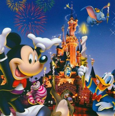 Emission : Disney Parade 1989 - 1998