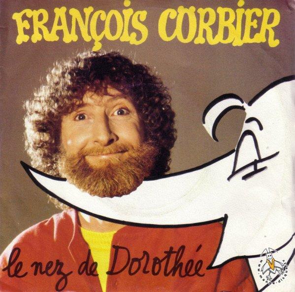 Corbier - Le Nez de Dorothée - 45T - 1986