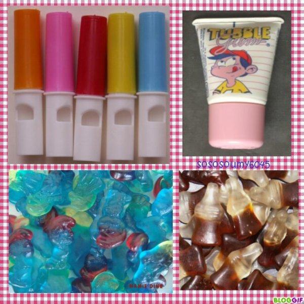 Les Gourmandises de notre Enfance Bonbons  Méli-mélo
