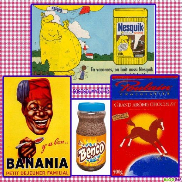 Souvenirs Gourmands de notre Enfance - Cacao