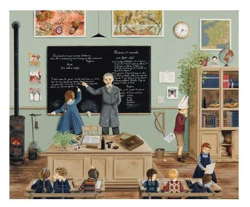 La Rentrée des Classes - Nos affaires d'école