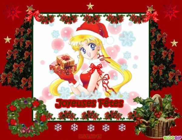 Ma Création sur le Thème de Noël