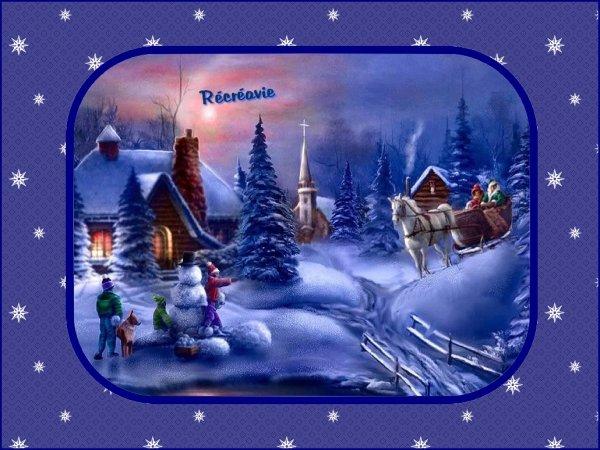Mes Créations sur Noël