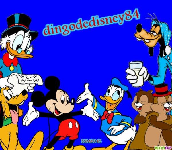 Cadeau pour mon ami dingogedisney84