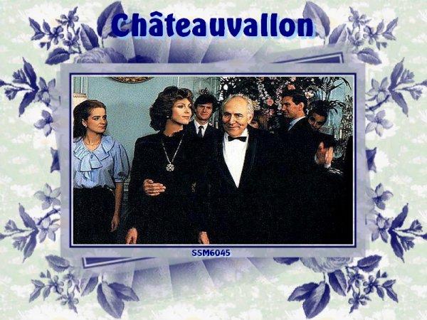 Châteauvallon - Série - 1985