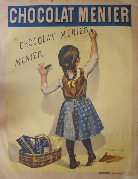 Souvenirs Gourmands de notre Enfance - Le Chocolat