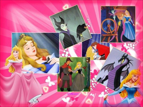 Montages Disney