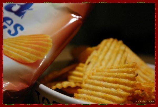 Souvenirs Gourmands de notre Enfance - Les chips