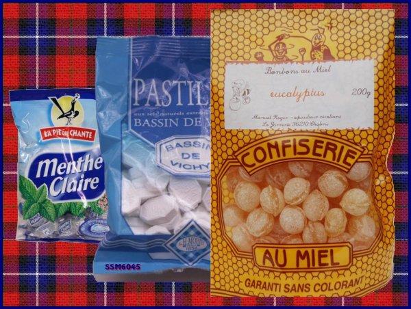 Les Gourmandises de notre Enfance - Bonbons de nos grand-mères