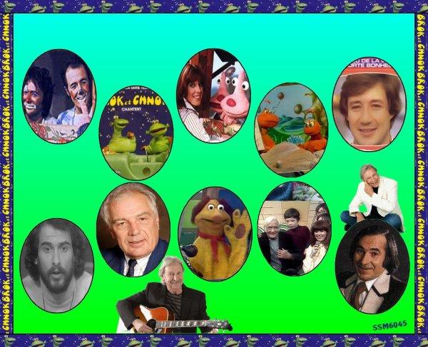 Le Monde de la Télévision : Animateurs des Programmes Jeunesse