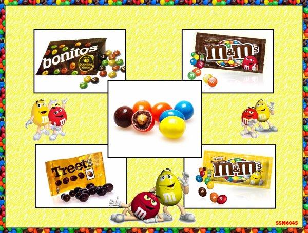 Hum......Les confiseries chocolatées