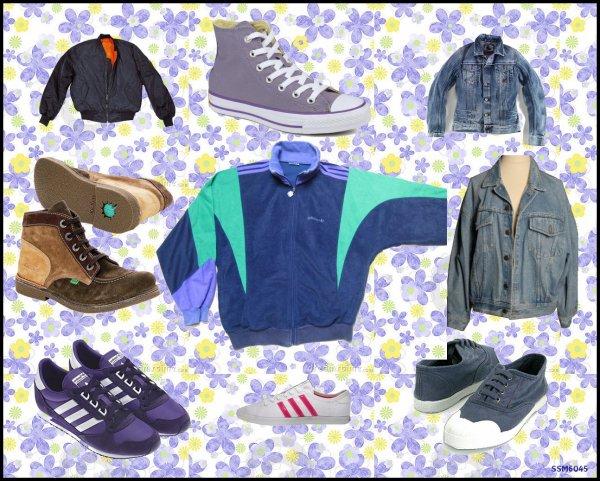 Les Modes : Les Vêtements