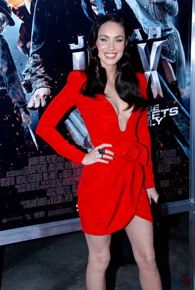 Megan Fox Quelle étourdie