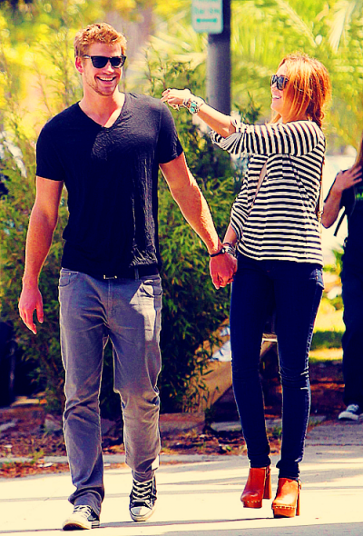 Miley & Liam ♥