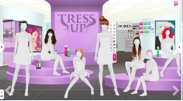 Nouveau chez Tress Up !