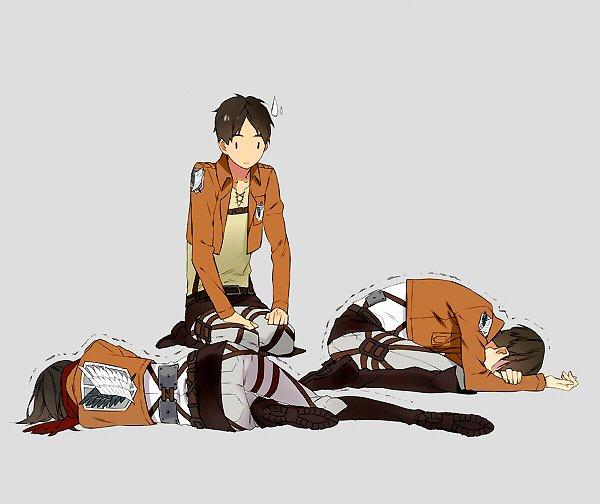 Shingeki No Kyojin funny #8