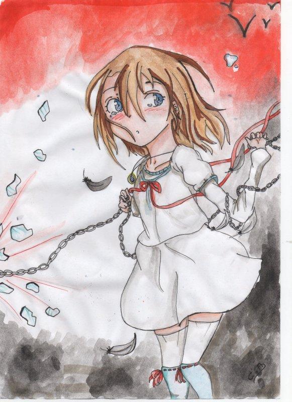 Bloody Mary : Sora Aoi