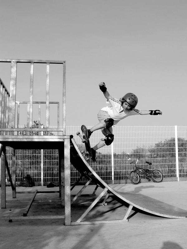 Le ptit skateur, 2009