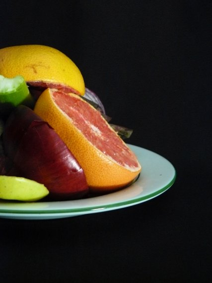Exposition les Fruits & les Legumes c'est choux.