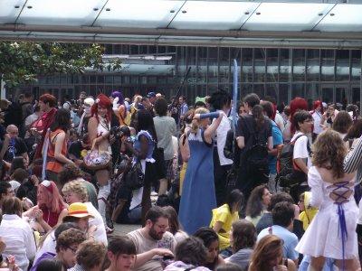 Japan Expo 01.07.11 : un rêve éveillé