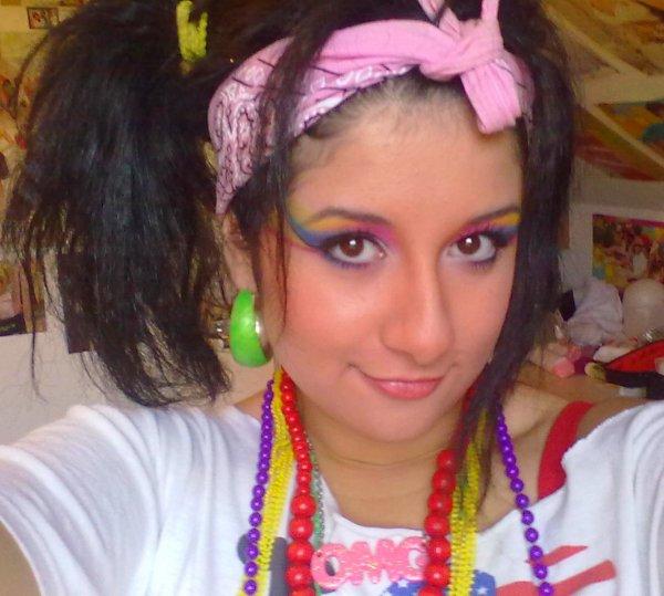 Populaire Maquillage Années 80 - Blog de upalex-make-up KT23