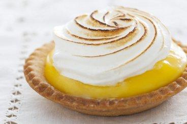 Tarte Citron Méringuée !