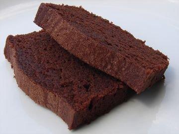 Cake au chocolat !