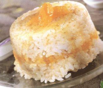 Gateaux de riz !