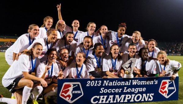 NWSL: Portland remporte la première édition de ce nouveau championnat.