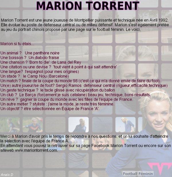 Marion Torrent