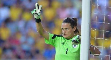 """Nadine Angerer : """"J'étais enervée sur les penalties"""""""