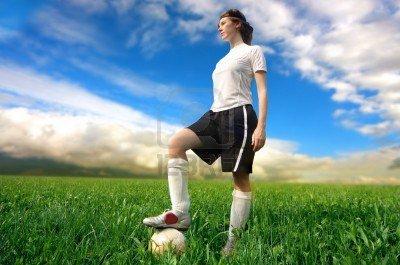 Womensoccer - Les filles aussi savent jouer au ballon rond!