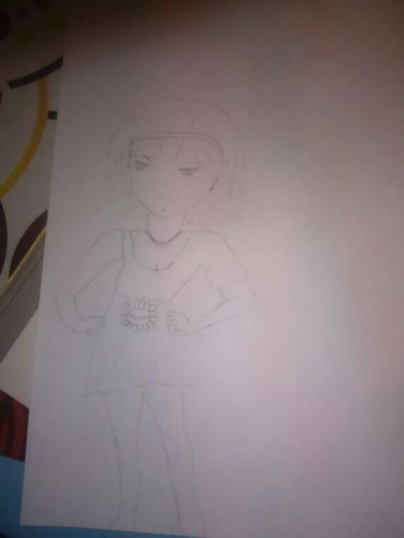 Petit dessin fait par moi !