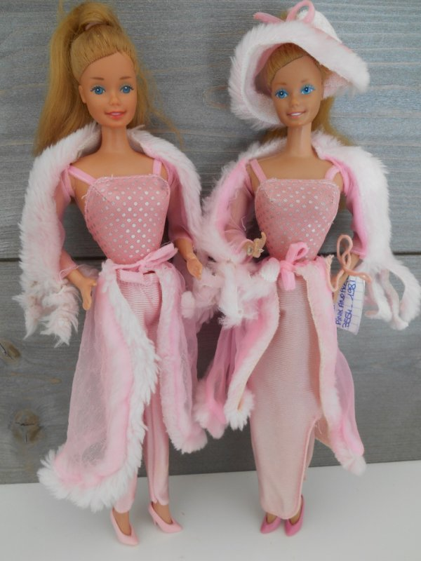 BARBIE PINK AND PRETTY 1981